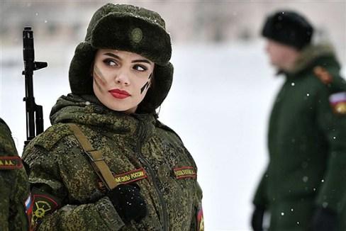 نیروهای یگان ویژه موشکی در منطقه یاروسلاو روسیه