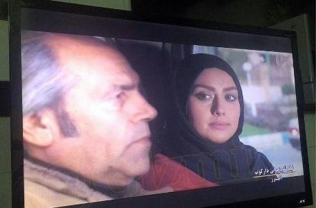 پخش تله فیلم دارکوب با بازی صدف طاهریان
