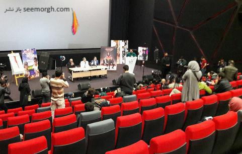 نشست خبری عوامل فیلم سلام بمبئی