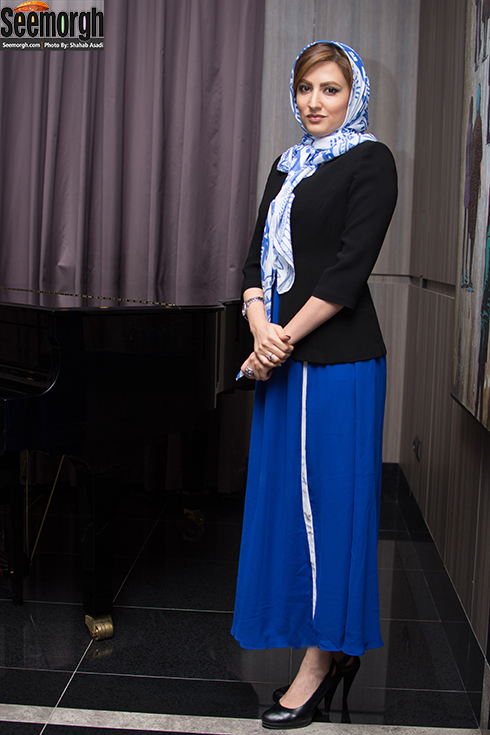 اکران خصوصی رگ خواب: سهیلا گلستانی, شبنم فرشادجو و ...