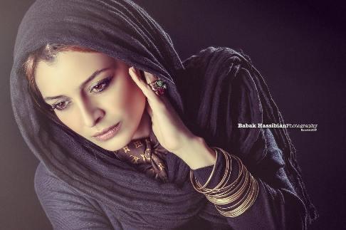 عکس جدید ساره بیات