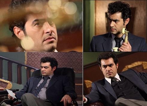شهاب حسینی در شهرزاد 2