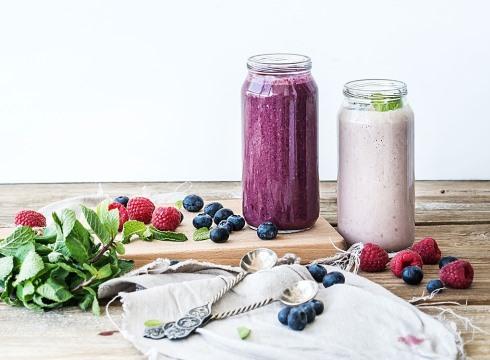 6.برای کاهش وزن هنگام خواب شیک Shake پروتئین مصرف کنید