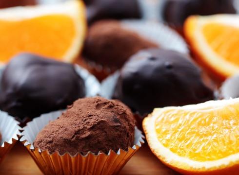 19.برای کاهش وزن هنگام خواب شکلات نخورید