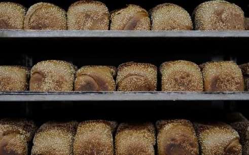 نان جوانه غلات/نان جو