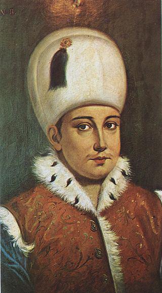 نگارهای از عثمان دوم