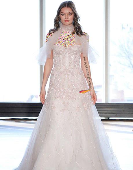 لباس عروس از کلکسیون تابستانی کارولینا هررا Carolins Herrera - مدل لباس عروس شماره 8