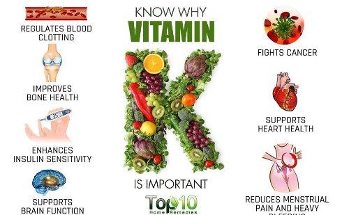 ویتامین K1 و K2 چگونه عمل می کنند؟