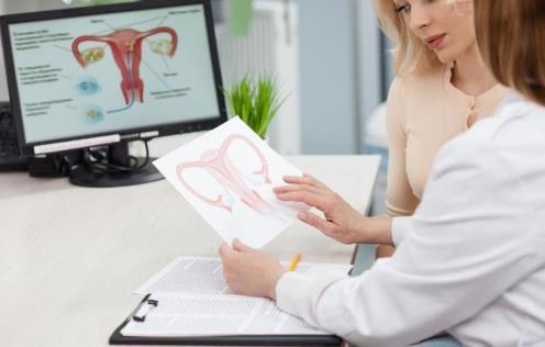 پزشک زنان,دکتر زنان,معاینه کردن