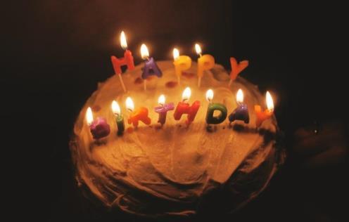 کیک,کیک تولد
