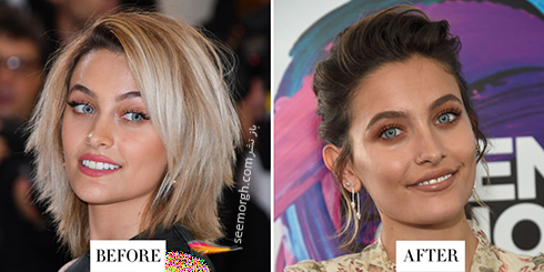 مدل مو جدید پاریس جکسون Sara Jessica Parker