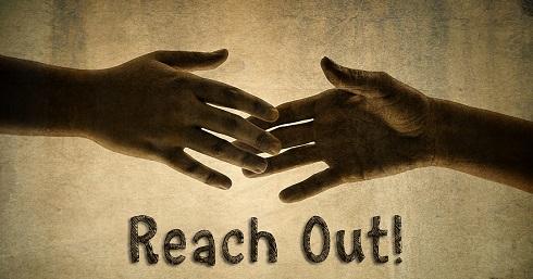 4. با دیگران در ارتباط باشید Reach Out