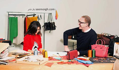 سلنا گومز مجموعه کیف خود از برند Coach را طراحی کرد - عکس شماره 2