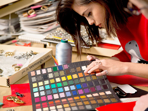 سلنا گومز مجموعه کیف خود از برند Coach را طراحی کرد - عکس شماره 9
