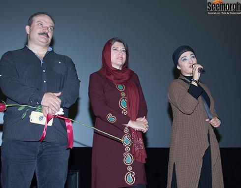 رویا نونهالی, فریبا متخصص و مهدی سلطانی