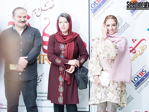 نهال دشتی, فریبا متخصص و مهدی سلطانی