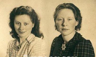 عکس خواهران هلندی