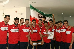 خرید لباس والیبال تیم ملی ایران