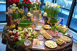 Nowruz روش های کاهش وزن تا عید نوروز