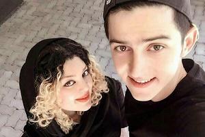 سردار آزمون در کنار دختر شایسته روسیه + تصاویر