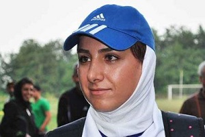 خداحافظی مریم ایراندوست از دنیای فوتبال