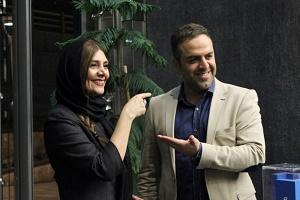 پست عاشقانه بازیگر ایرانی برای ماریا شاراپووا! + عکس