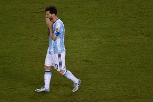 واکنش مردم آرژانتین به خداحافظی مسی