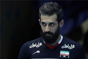 لباس رسمی کاروان ایران بر تن سعید معروف + عکس