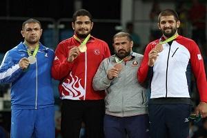 ایران در رده 23 جدول مدال های المپیک 2016