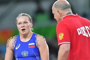 تنبیه زشت کشتیگیر زن در المپیک 2016!
