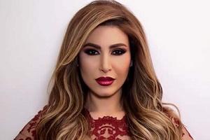 تصویری از سلفی مسی با خواننده مشهور زن عرب