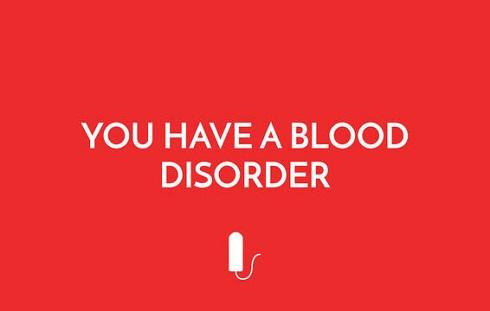 بیماری اختلال خونی دارید