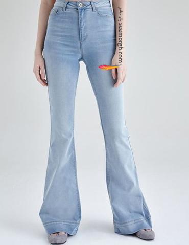 شلوار جین متناسب با سن مادرتان بپوشید