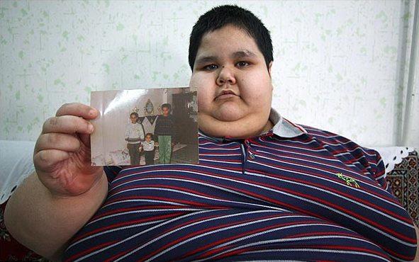 همونی که دلم از دیدن رویت میلرزه گزارش تصویری از زندگی چاق... - Blog - GameDesire