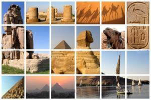 آنچه مردم مصر باستان انجام مىدادند!