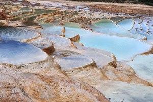 چشمههای باداب سورت مازندران یکی از شگفتانگیزترین شاهکارهای طبیعت (+عکس)