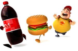 خوراکی های رژیمی که چاق تان می کند