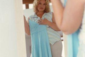 لباس مناسب خانمهایی که دارای شکم بزرگی هستند