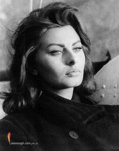 عکس های خصوصی سوفیا لورن Sophia Loren