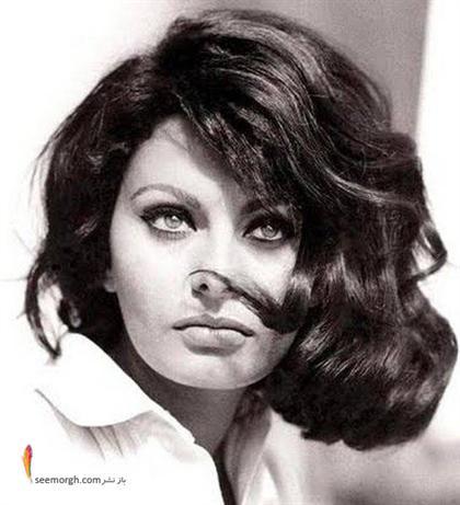 گالری عکس سوفیا لورن Sophia Loren
