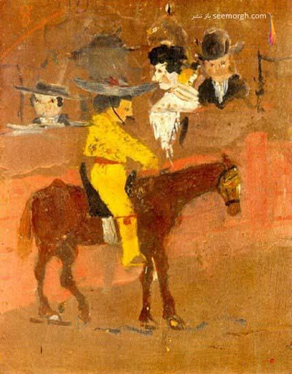 پیکاسو,کوبیسم,زندگی پیکاسو,نقاشی های پیکاسو