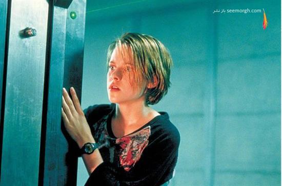 کریستن استورات در فیلم درام اتاق وحشت 2002