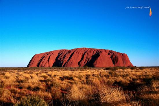 صخره اولورو,نفرین شده