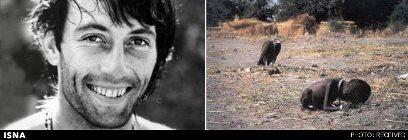 کوین کارتر با عکسی که گرفت افسرده شد و خودکشی کرد