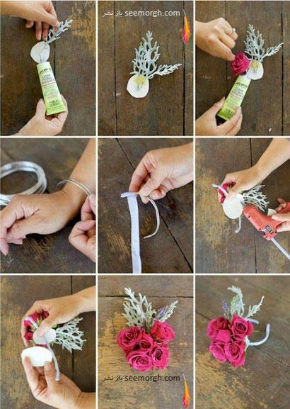 اموزش گردنبند چوکر تتو وسایل مورد نیاز وسایل مورد نیاز برای ساخت گل روبانی.