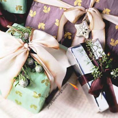 Упаковка подарков академическая 46